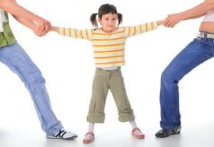 порядок общения с детьми